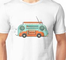 The Music Bus Unisex T-Shirt
