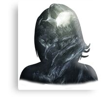 Final Fantasy X - Yuna Canvas Print