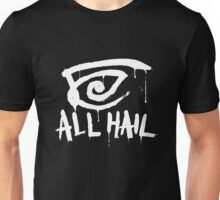 All Hail white Unisex T-Shirt