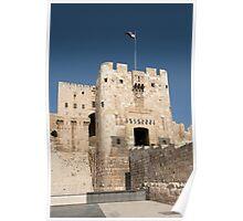 Citadel of Alepo Poster