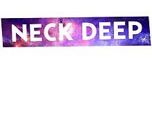 Neck deep galaxy by maydolma
