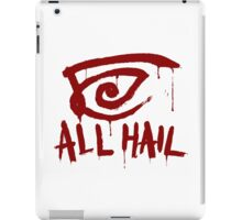 All Hail iPad Case/Skin