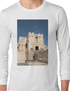 Citadel of Alepo Long Sleeve T-Shirt