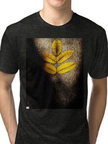Lone wolf. Tri-blend T-Shirt