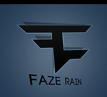 Faze Rain Ipad Case by Ferdi