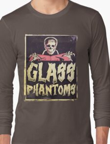 Glass Phantoms - Retro Undead Long Sleeve T-Shirt