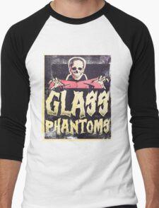 Glass Phantoms - Retro Undead Men's Baseball ¾ T-Shirt