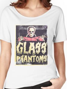 Glass Phantoms - Retro Undead Women's Relaxed Fit T-Shirt