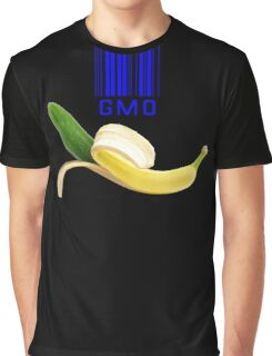Genetically modified Organism Graphic T-Shirt