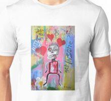 Untitled (love) Unisex T-Shirt