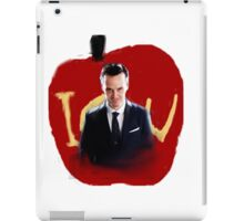 Moriarty iou iPad Case/Skin