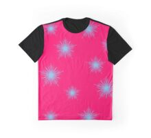 Pink Mandala Graphic T-Shirt