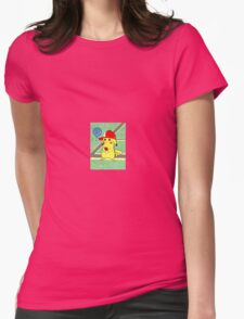 Pika GO Womens Fitted T-Shirt