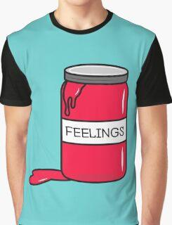 Feelings in Jar Graphic T-Shirt