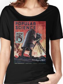 Popular Science Women's Relaxed Fit T-Shirt