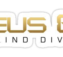 Deusex logo Sticker