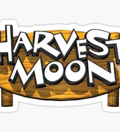 HarvestMoon Sticker