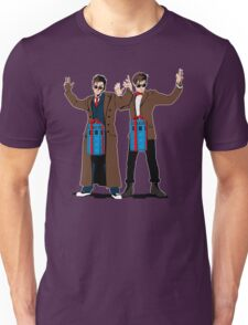 Doc In A Box: Bigger On The Inside Unisex T-Shirt