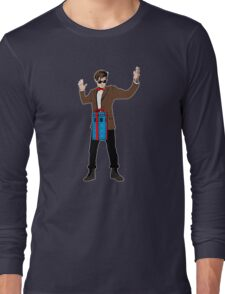 Doc In A Box 2: The 11th Long Sleeve T-Shirt