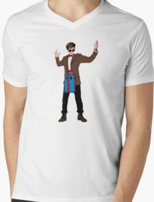 Doc In A Box 2: The 11th Mens V-Neck T-Shirt