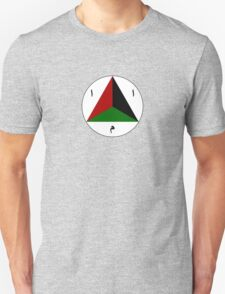 Afghan Air Force Roundel  Unisex T-Shirt