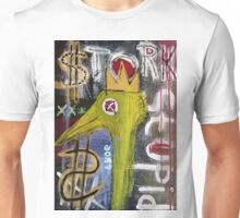 Untitled (stork stupid) Unisex T-Shirt