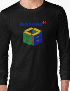 Benintendi 64 - Red Sox Long Sleeve T-Shirt