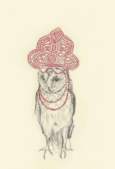 Owl by Emma  Black