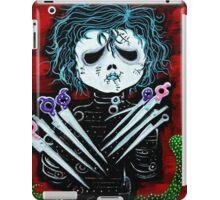 Scissorhands iPad Case/Skin