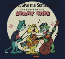 THE ROOTS OF THE STARY CATS Kids Tee