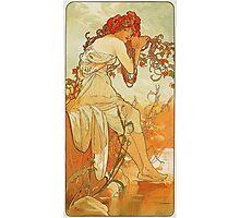 Alphonse Mucha - Summer 1896 Photographic Print
