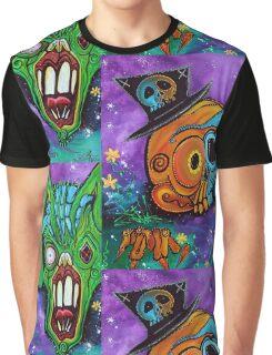 Magician De Los Muertos Graphic T-Shirt