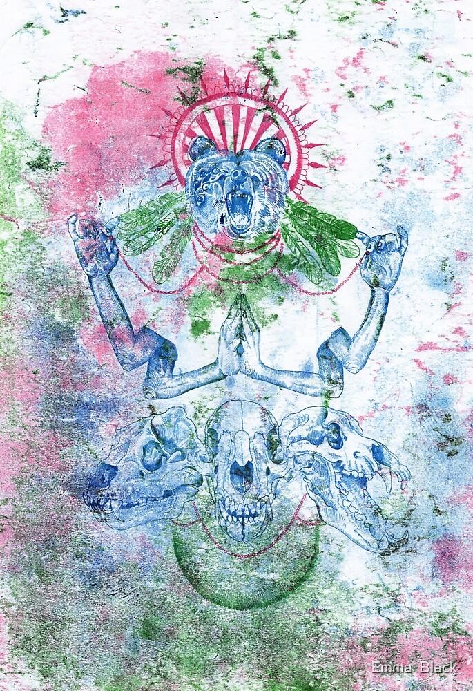 New Religion by Emma  Black