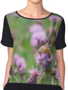 Nectar Fields Forever Chiffon Top