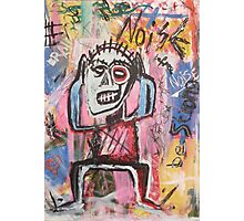 Untitled (Noise) Neo-Expressionism Photographic Print
