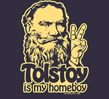 Tolstoy Is My Homeboy Unisex T-Shirt