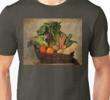 Vegetable Basket Unisex T-Shirt