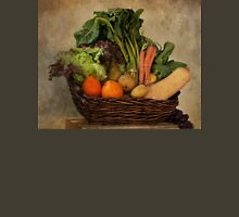 Vegetable Basket Unisex T-Shirt