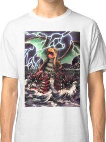 Dragonite Pokemon Master Classic T-Shirt