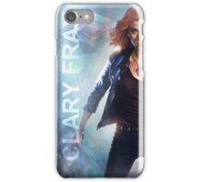 Clary Fray SHADOWHUNTERS iPhone Case/Skin