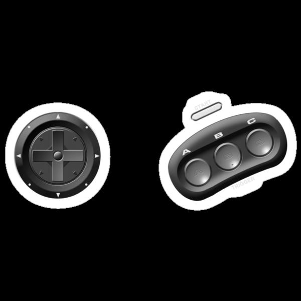 Genesis Controller by TGIGreeny
