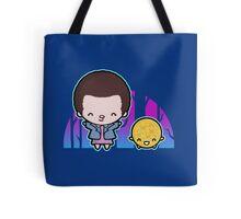 Strange Friends Tote Bag
