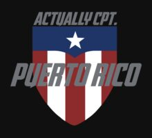 Actually Cpt. Puerto Rico by fc13empire