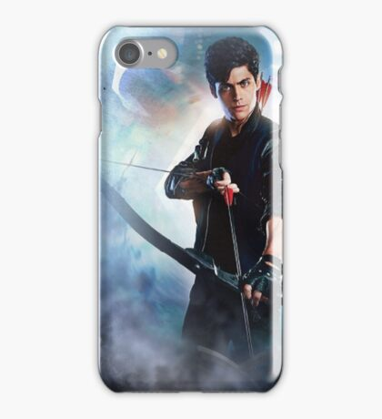 Alec Lightwood SHADOWHUNTERS iPhone Case/Skin