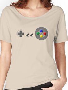SNES Controller Women's Relaxed Fit T-Shirt