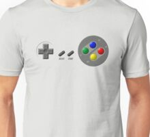 SNES Controller Unisex T-Shirt