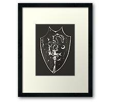 Wyrm Framed Print