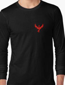 Team Valor logo  Long Sleeve T-Shirt