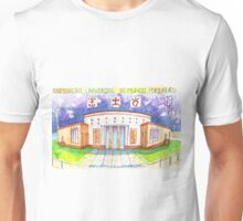 The Portuguese World Exhibition of 1940 - Lisbon. Exposição Universal do Mundo Português.  Unisex T-Shirt