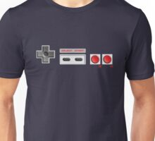 NES Buttons Unisex T-Shirt